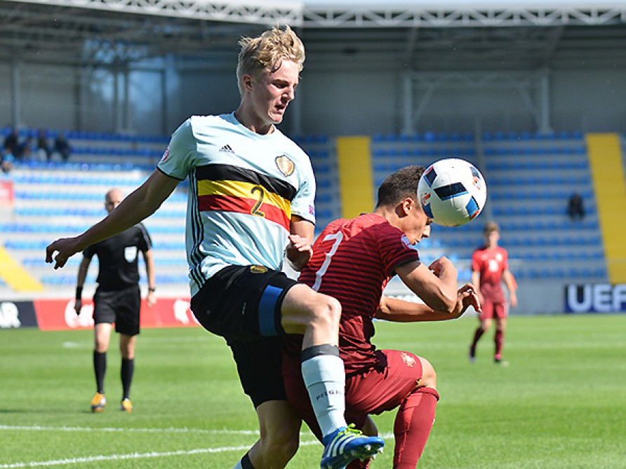 Portugal and Belgium qualify for European U17 Championship quarterfinals