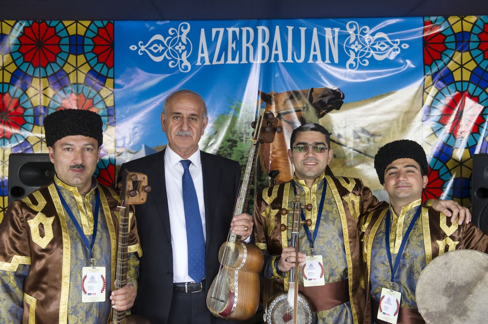 The spirit of Karabakh pervades Windsor VIDEO