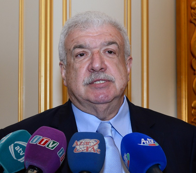 Mikhail Gusman: Baku is going to host 5th News Agencies World Congress this November