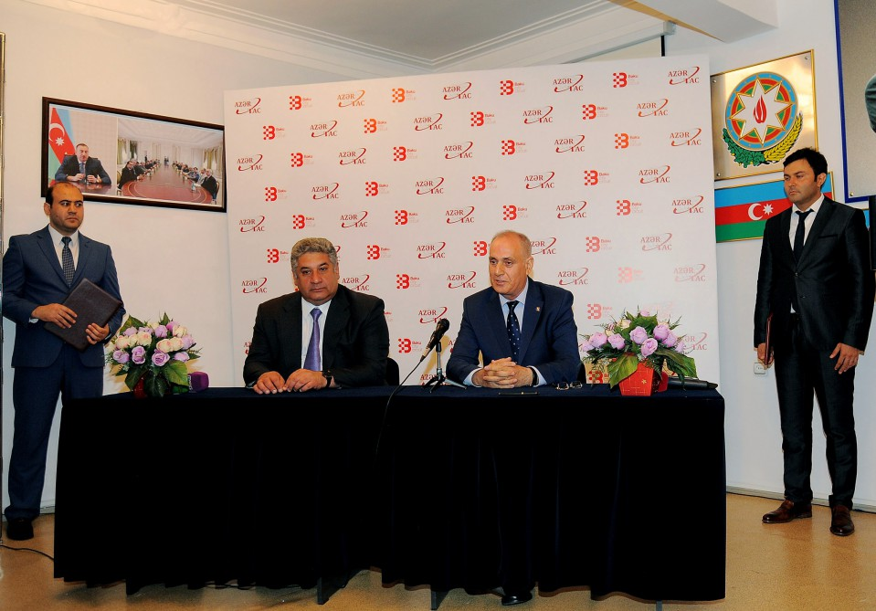 AZERTAC becomes official media partner of Formula 1 Grand Prix of Europe VIDEO