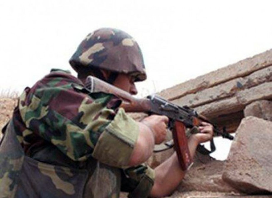 Armenians violated ceasefire with Azerbaijan 25 times throughout the day