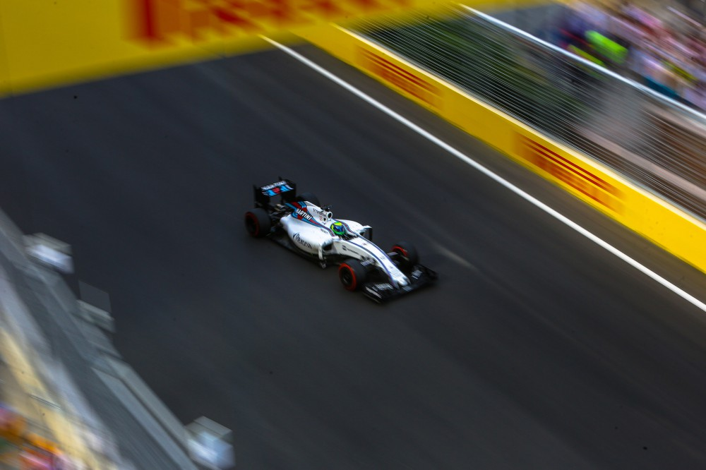 Formel 1 in Baku: Nico Rosberg holt Pole Position