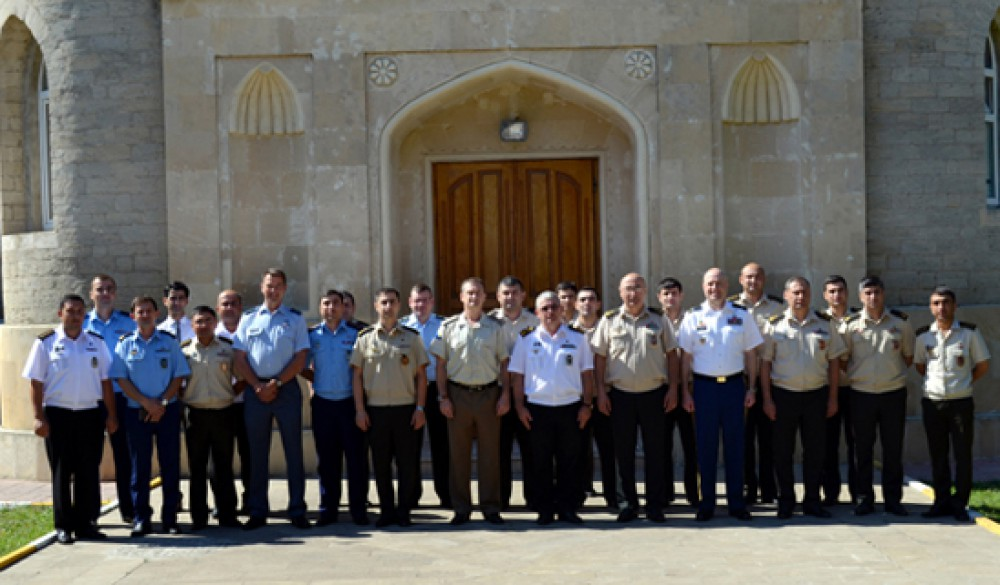 NATO courses on strategic communication and public relations underway in Baku