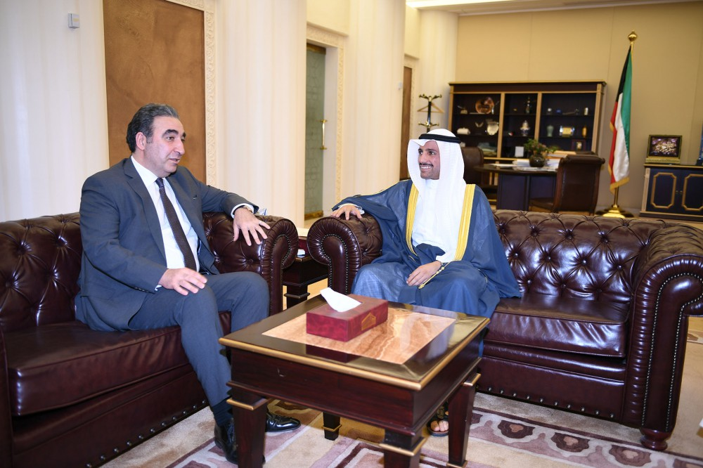 'Kuwait attaches great importance to development of relations with Azerbaijan'