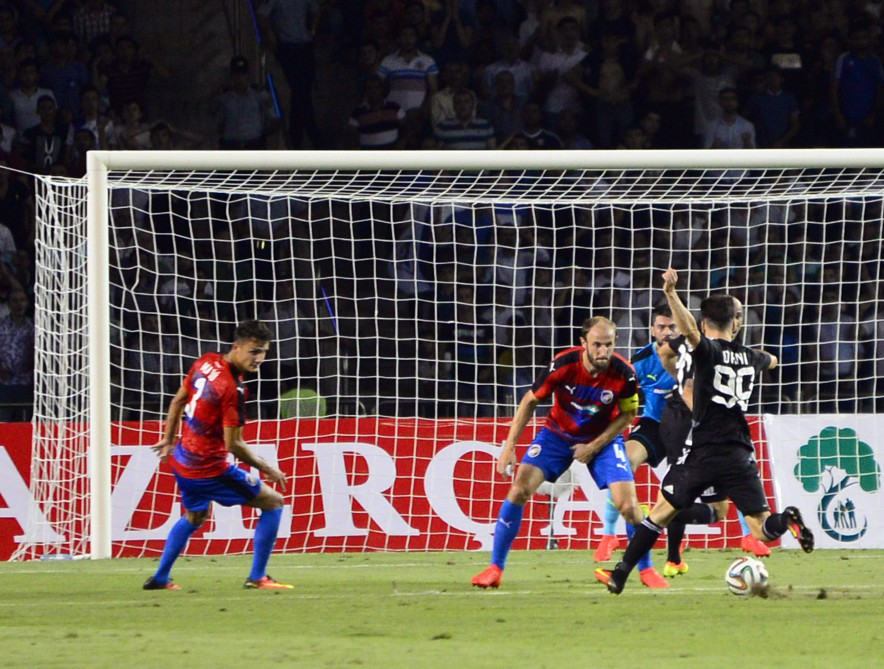 FC Qarabag surprisingly run out of steam in Champions League