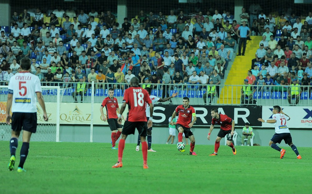 FC Qabala reach UEFA Europa League playoff