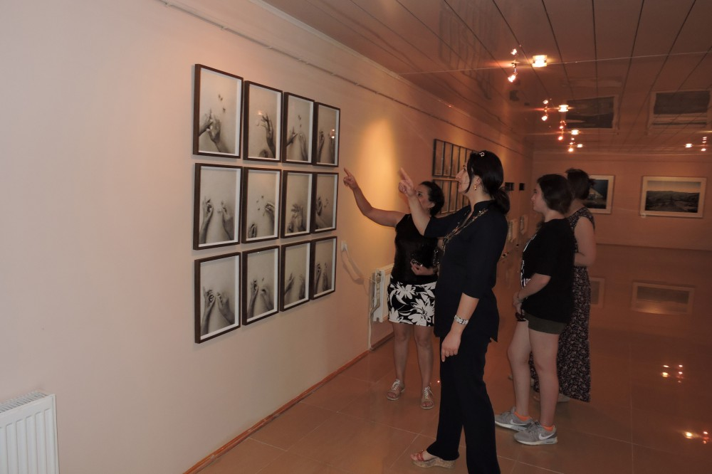 YARAT Contemporary Art Space presents Traces of Time travelling exhibition in Gakh region