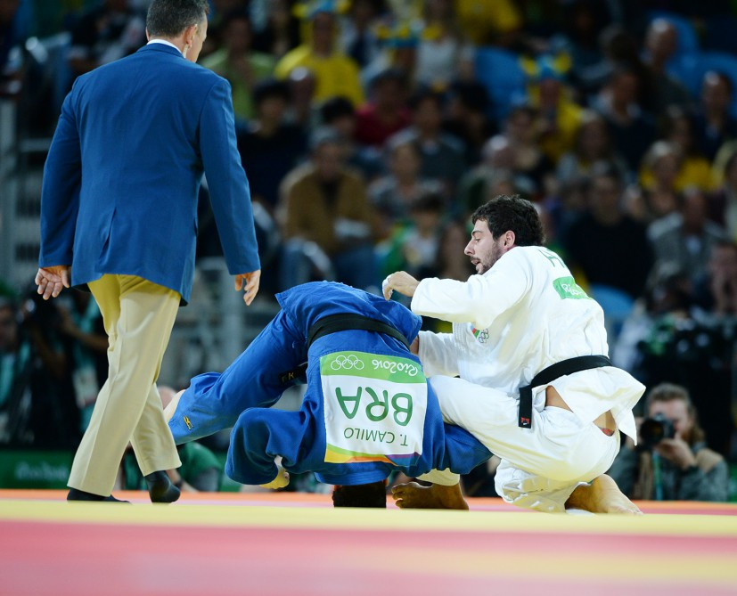 Azerbaijani judo fighter to compete in repechage bout [UPDATED ]