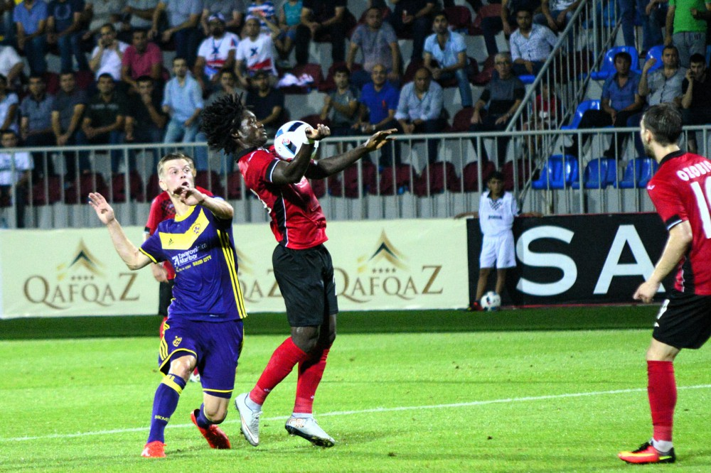 FC Qabala beat Maribor 3-1 in UEFA Europa League play-off