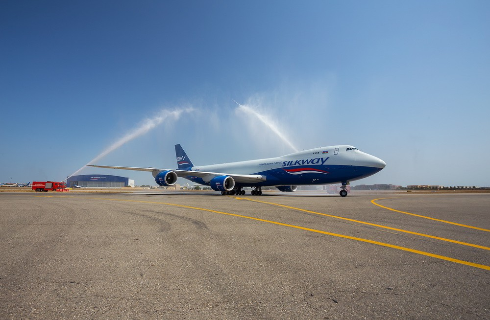 Silk Way Airlines expands fleet with another Boeing 747-8F freighter