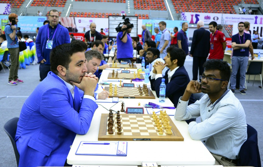 World Chess Olympiad - Round 5 Highlights