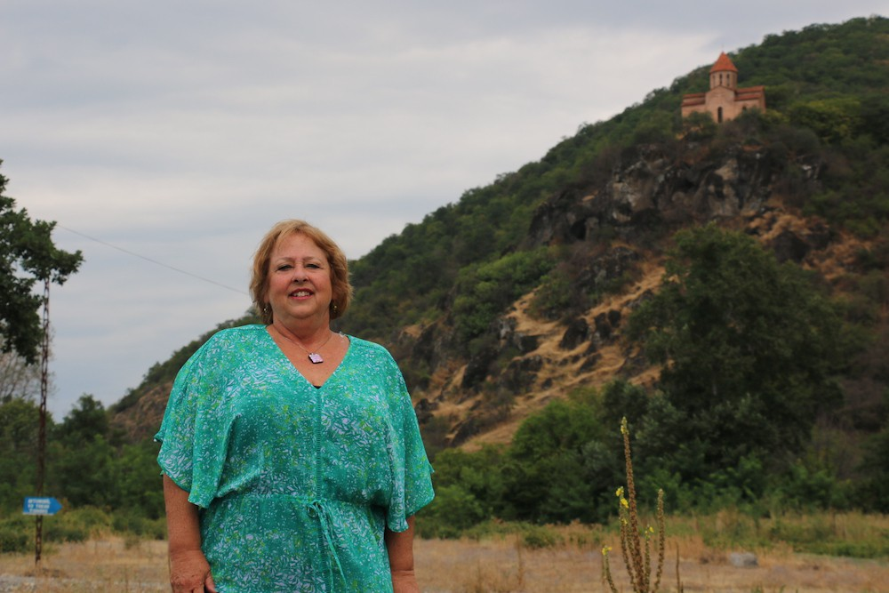 American tourist speaks about the beauty of Azerbaijan VIDEO