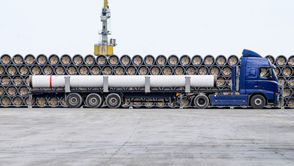 Gazprom receives first permits for Turkish Stream pipeline