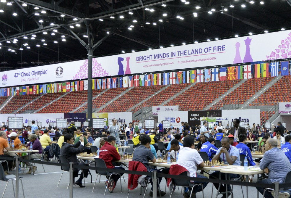 World Chess Olympiad - Round 6 Highlights