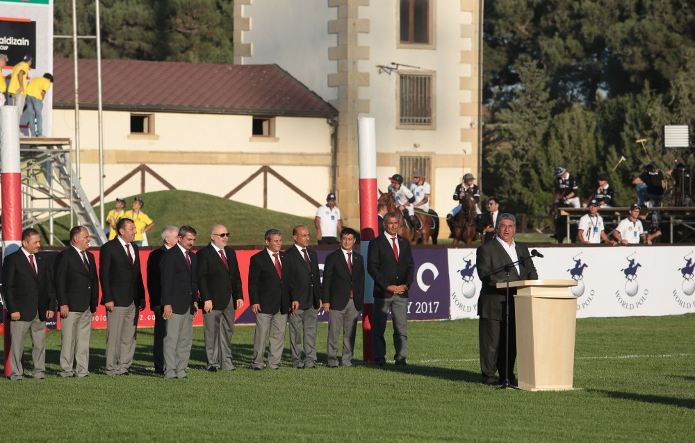 CBC Sport Arena Polo World Cup kicks off in Baku