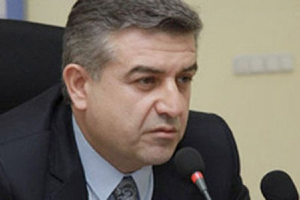New Armenian PM appointed