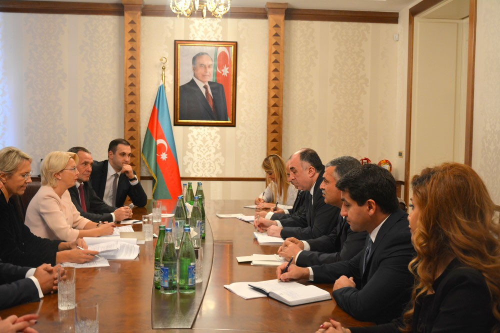 Inara Murniece: Latvia supports comprehensive cooperation of Azerbaijan with EU