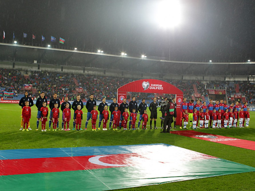 Azerbaijan remain unbeaten in FIFA World Cup qualifying round