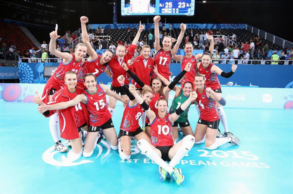 Azerbaijani volleyball teams learn rivals for World Championship qualification