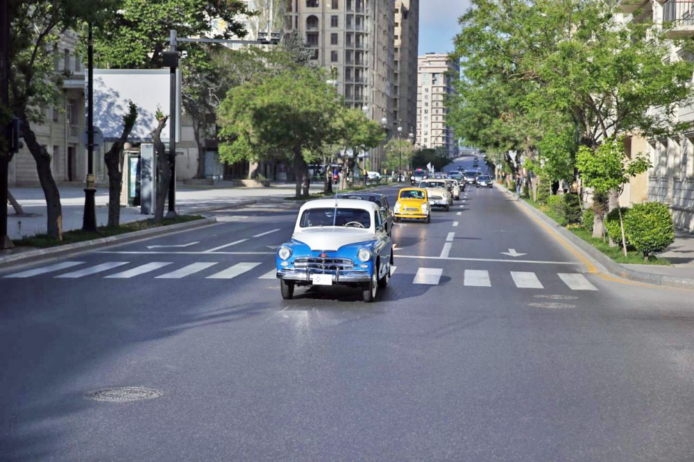 AAF to hold parade of classic cars dedicated to National Flag Day