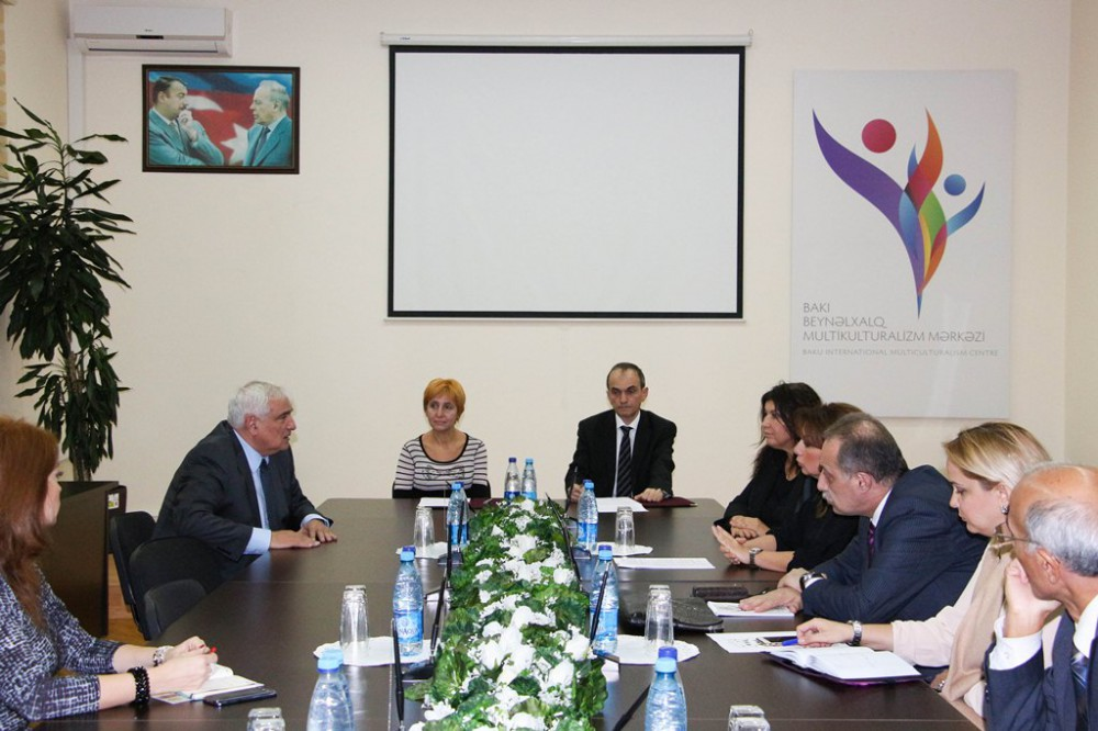 Branch of Baku International Center of Multiculturalism opens in Bulgaria