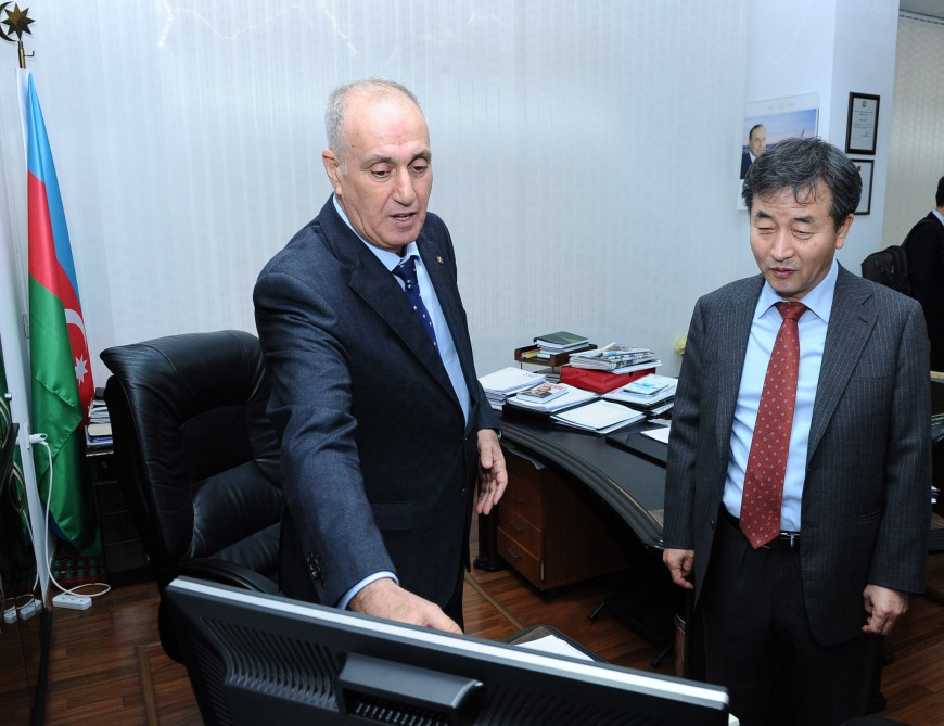 AZERTAC, Yonhap to work together to improve OANA activities VIDEO