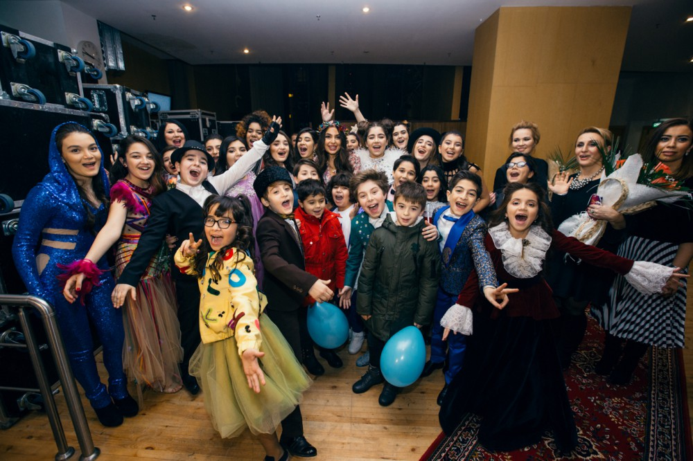 """Zima"" Children Music Festival wraps up in Baku"