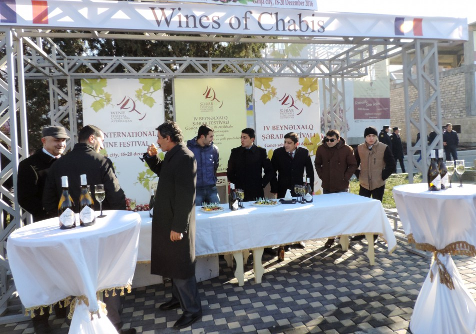 Fourth international wine festival starts in Ganja, Azerbaijan