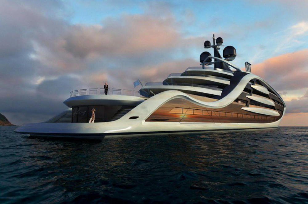 UK superyacht industry sales rise to highest since 2008