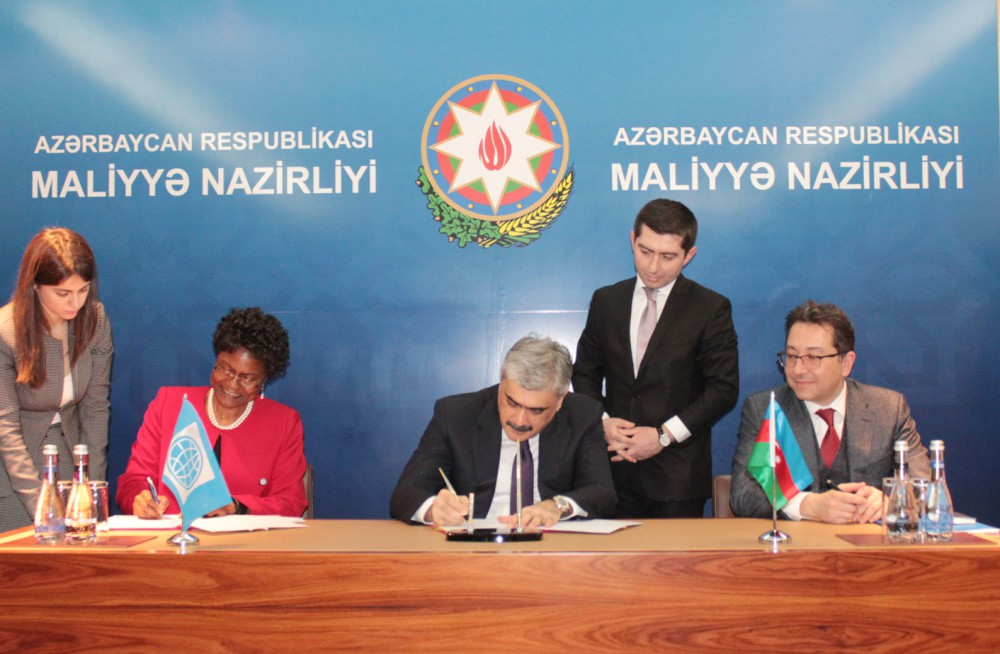 Azerbaijan, World Bank sign legal agreements for financing Trans-Anatolian Natural Gas Pipeline Project