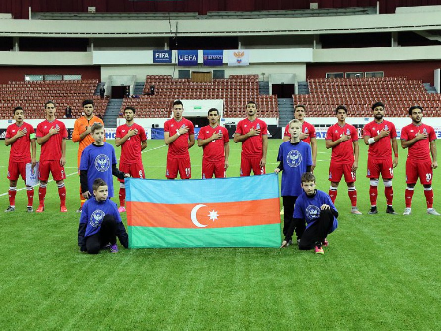 Azerbaijani U19 footballers beat Estonia 3-0