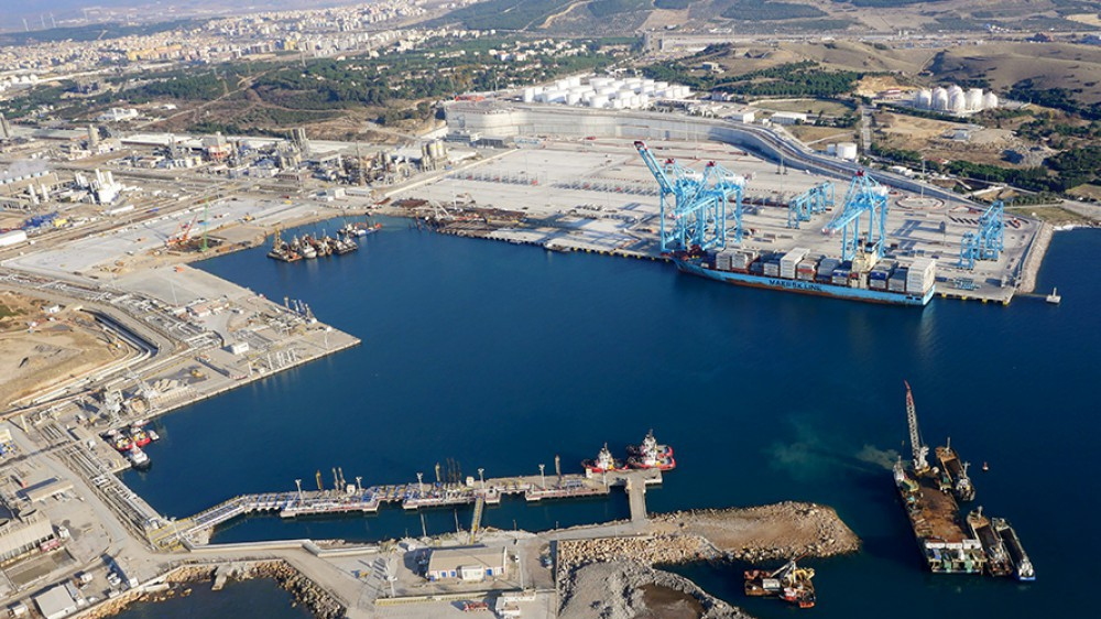 'Petlim container port second phase will enter service in June of this year'