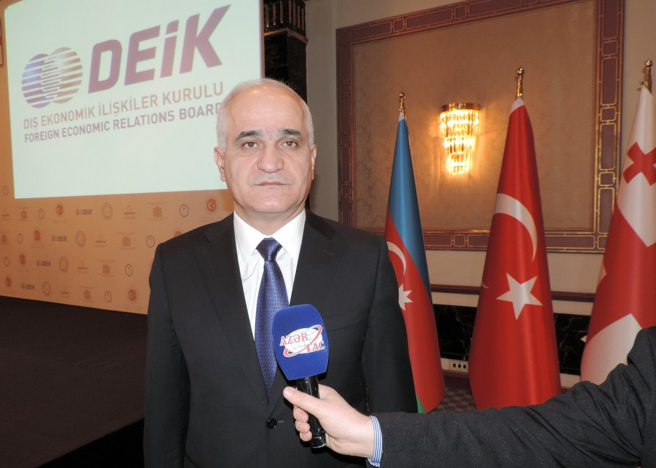 Azerbaijan is the largest investor in Turkey and Georgia