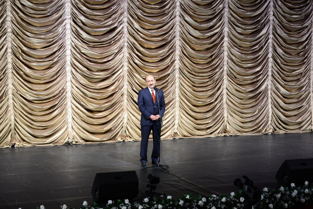 Opening ceremony of Baku Shopping Festival held at Heydar Aliyev Palace VIDEO