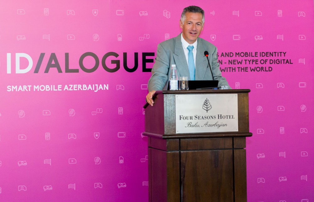 "Baku hosts ""ID DIALOGUES: SMART Mobile Azerbaijan"" conference"