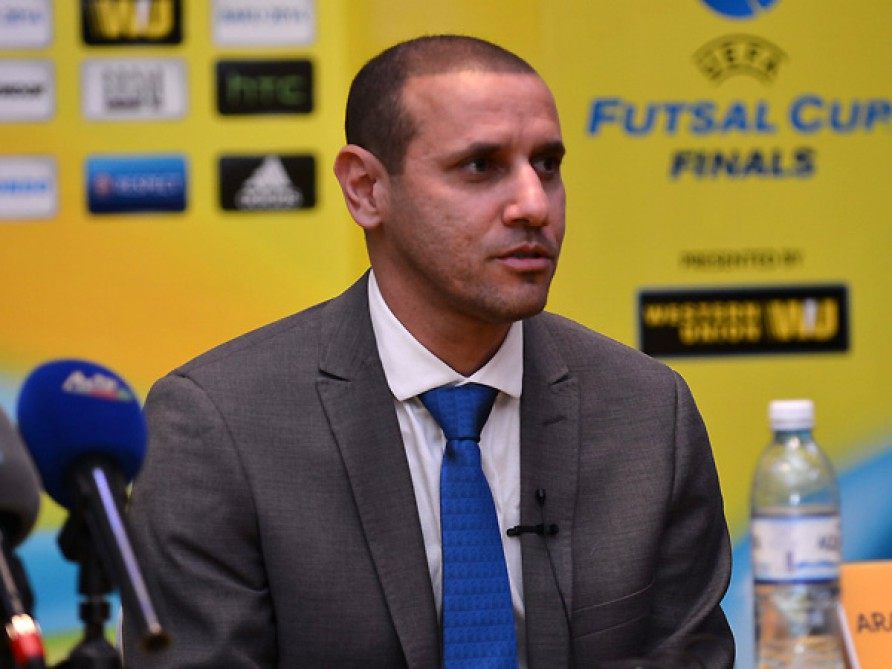 Jose Alesio Da Silva appointed as new head coach of Azerbaijani futsal team