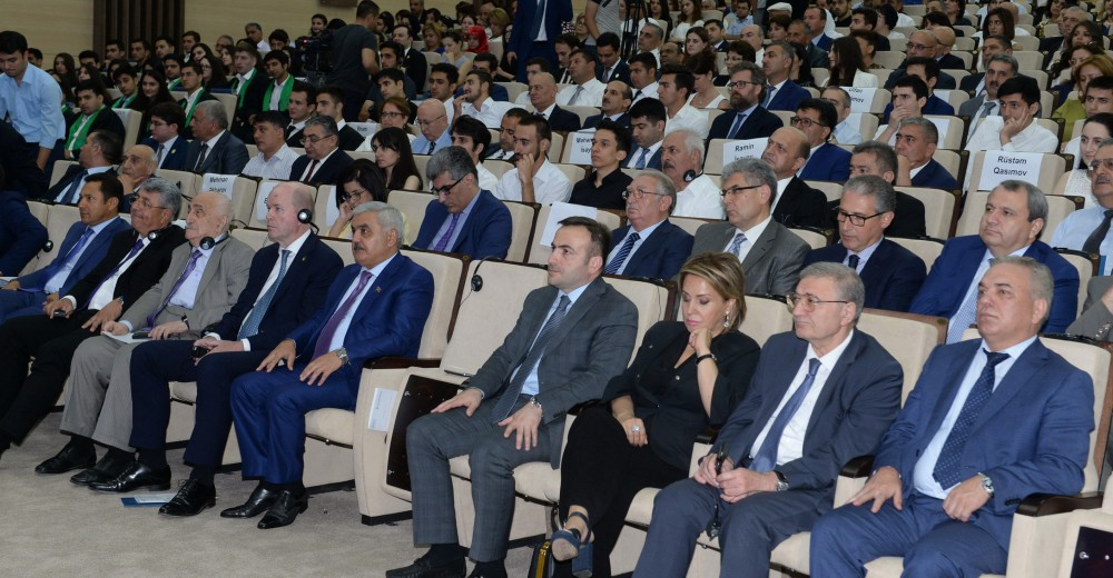 First Graduation ceremony at Baku Higher Oil School