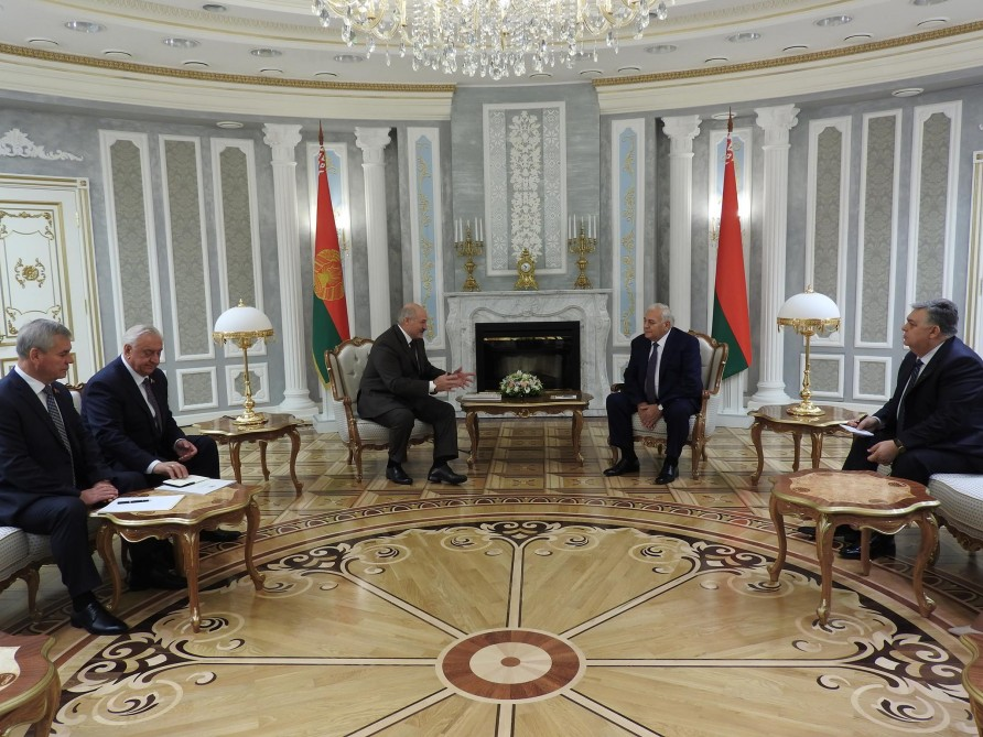 President Alexander Lukashenko: Belarus in favor of strengthening parliamentary dimension in CIS, other associations