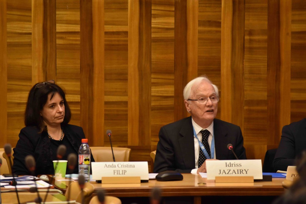 Azerbaijani model of multiculturalism and tolerance as tool to prevent conflicts highlighted at landmark conference in Geneva