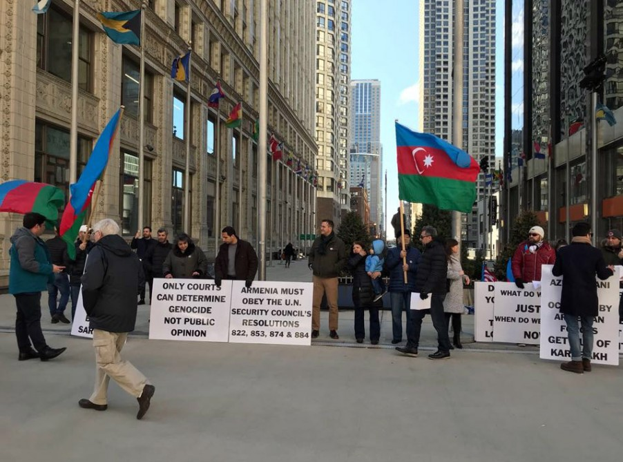 Khojaly commemorative event held in Chicago VIDEO