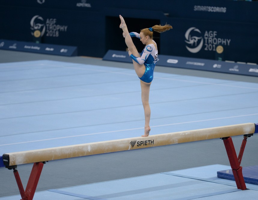 6 Azerbaijani gymnasts to compete on Day 2 of FIG Artistic Gymnastics Individual Apparatus World Cup