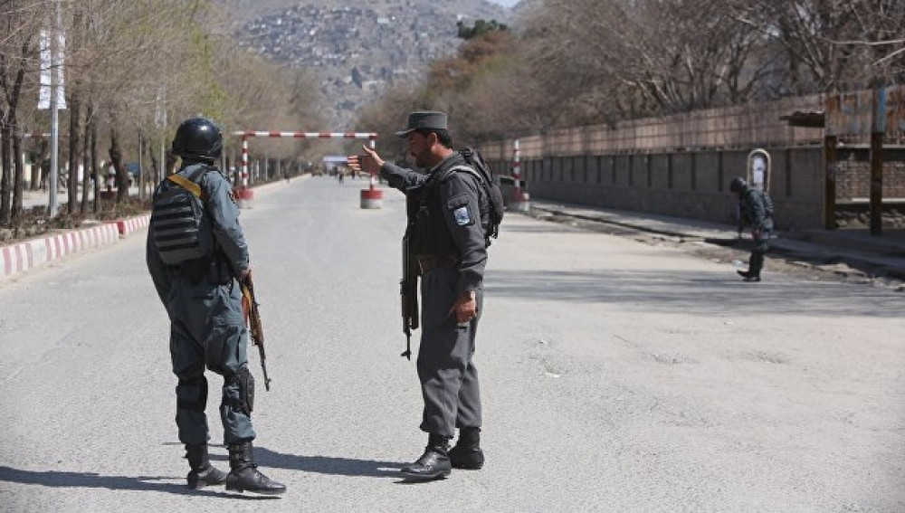 Afghanistan: Acht Tote bei Angriff auf Stadion