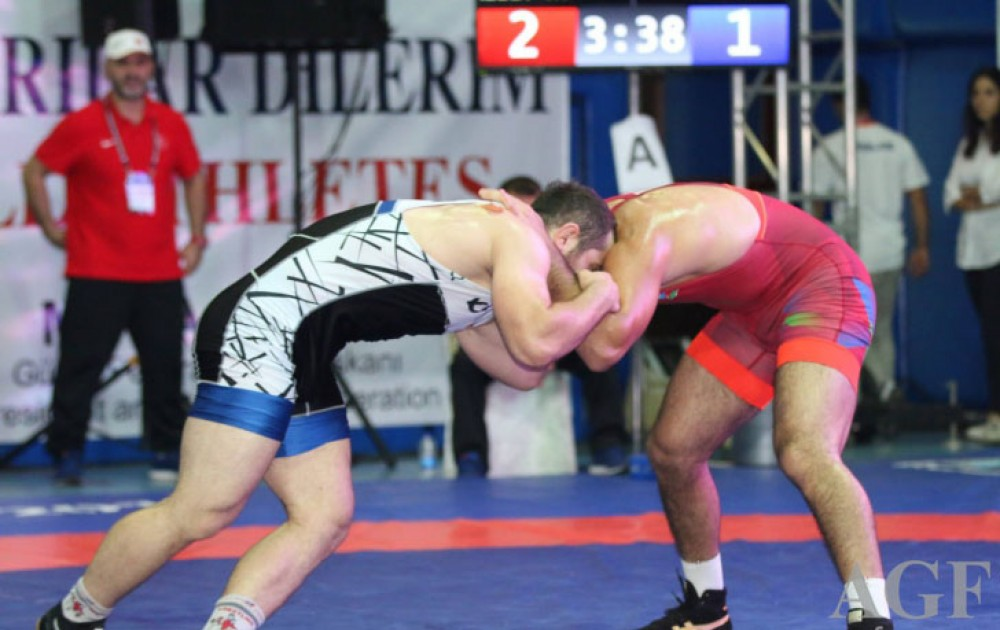 Four Azerbaijani wrestlers into final of Yasar Dogu Memorial