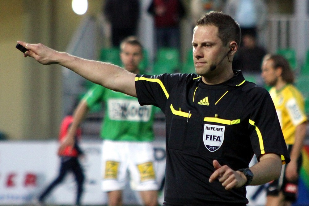 Austrian referees to control Sheriff vs Qarabag match in UEFA Europa League play-off round