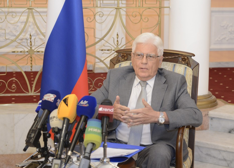 Russian ambassador: Our goal is to assist parties in reaching agreement on Karabakh conflict VIDEO