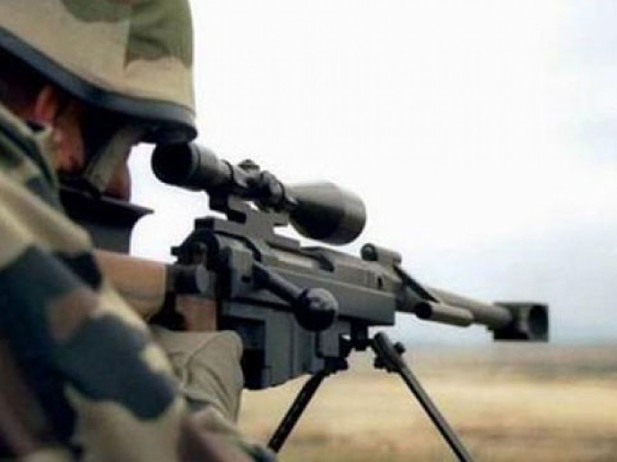 Azerbaijan`s Defense Ministry: Armenian armed units violated ceasefire 91 times