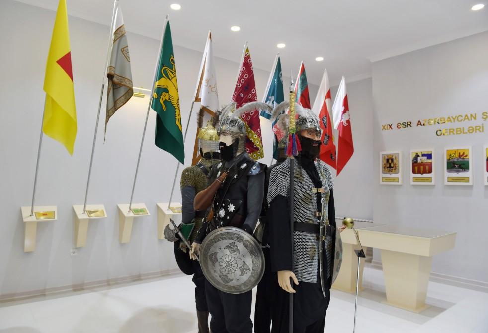 President Ilham Aliyev inaugurated Flag Museum in Bilasuvar VIDEO