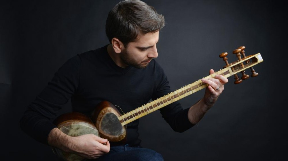 Sami Yusuf: Nasimi's poetry in its depth and breadth is captivating and even life-changing when fully understood