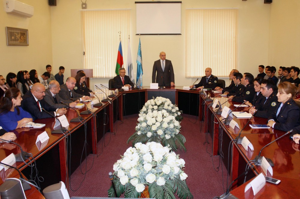 """Constitution Day"" celebrated at Azerbaijan State Customs Committee Academy"