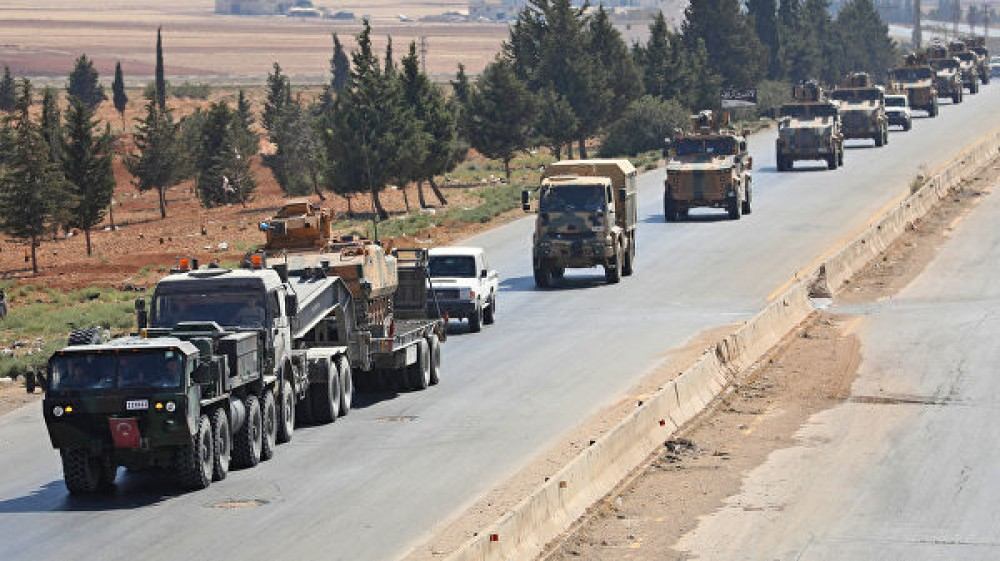 Turkey to launch op. in east of Euphrates, Syria soon